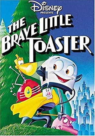 The Brave Little Toaster cover